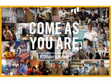 25hours people - die neue Arbeitgebermarke