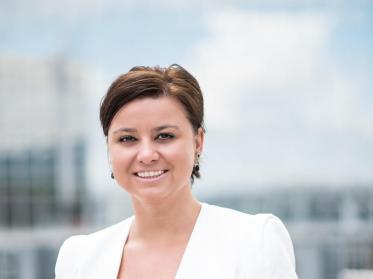 Susanne Benad ist Convention Sales Coordinator Central Europe Leonardo Hotels