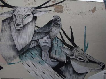 Urbane Kunst in der Hauptstadt entdecken mit der Streetart-Map
