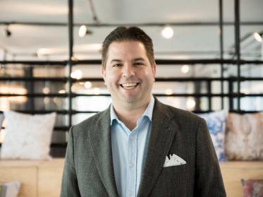 Bart Luijk ist General Manager im neuen The Hotel Darmstadt
