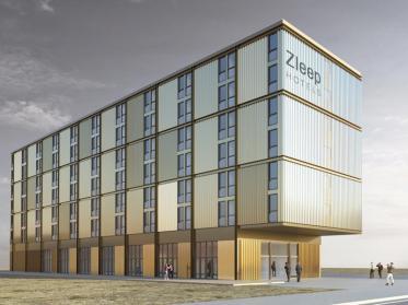 Zleep Hotel Hamburg Altonaer Volkspark eröffnet in 2022