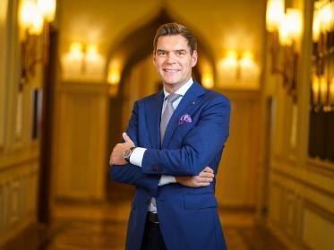 Michael Sorgenfrey übernimmt von Matthias Al-Amiry
