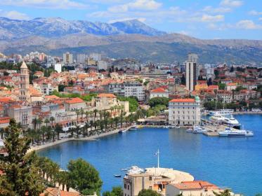 Strände Dalmatiens in Kroatien - Hotels und weitere Reiseinformationen