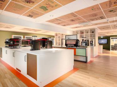 J.J. Darboven Akademie mit neuen Räumen