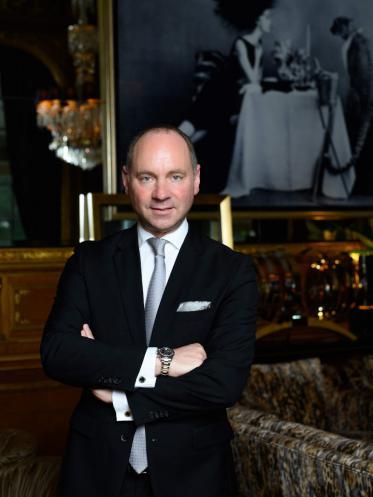 Stefan Athmann übernimmt die Leitung im Hotel Bristol Berlin