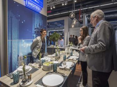 Wachstumsmarkt Hospitality zieht mehr Aussteller auf die Ambiente 2020