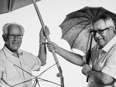 Schirmmacher Glatz feiert 2020 sein 125-jähriges Firmenjubiläum