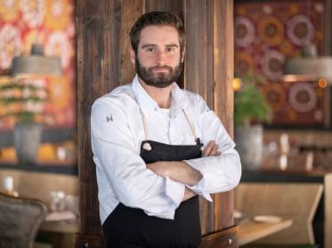 Uwe Seegert wird Executive Chef, Arkadiusz Rachwal ist neuer Küchenchef