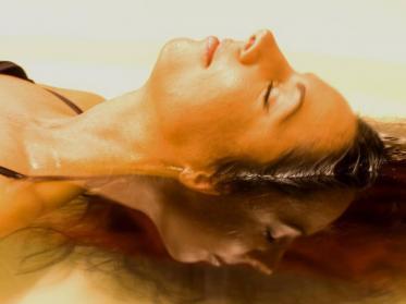 Betreten Sie schwerelos neue Dimensionen der Entspannung