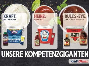 Kraft Heinz baut Markenkompetenzen aus
