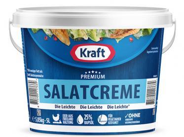 Leichte Salatcreme von KRAFT