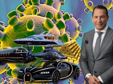 Josip Heit von GSB Gold Standard Banking zum Luxus in der Coronakrise