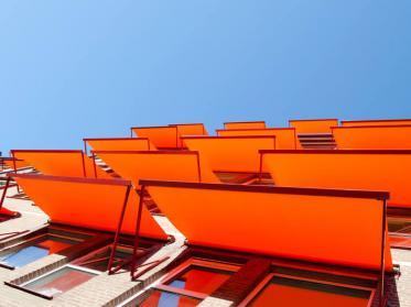 Beschattungen Fenster und Terrassen gemäß EU-Richtlinie 90/270 vornehmen