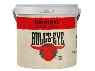Bulls Eye Barbecue-Sauce von Kraft Heinz im 12 Kilo-Großformat