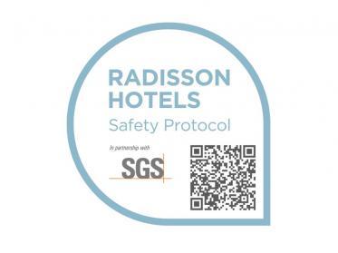 Radisson Hotels Safety Protocol in Partnerschaft mit SGS