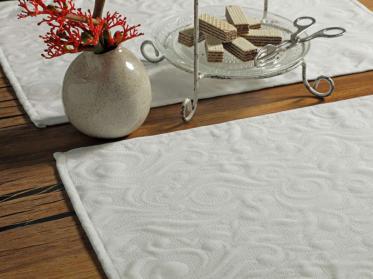 Tischwäsche-Neuheiten von Wäschekrone