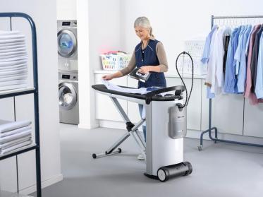 Miele Bügelsystem 'Professional Ironing Board' ergänzt Portfolio