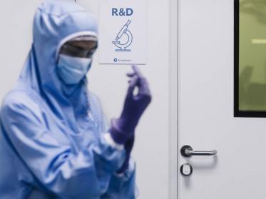 SALTO Hardware mit antimikrobieller BioCote-Technologie