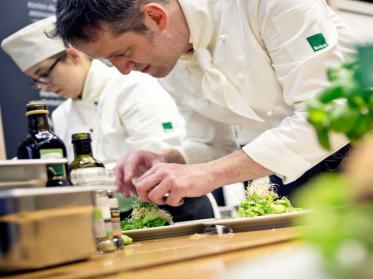 Nachhaltige Gastronomie sichert Kundenvorteil mit Bio-Zertifizierung