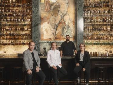 Restaurant 959 feiert Comeback unter Tristan Brandt
