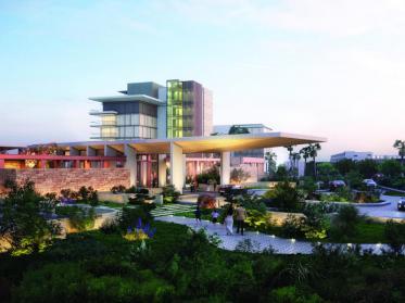 Grand Hyatt Limassol für 2025 geplant