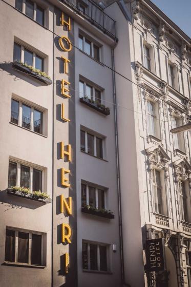 HENRI Hotel Wien Siebterbezirk eröffnet trotz Krise