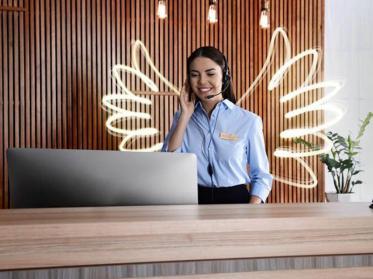 Bessere Telefon-Kommunikation für mehr Hotelbuchungen