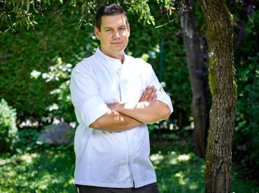 Küchenchef Georg Strohmeyer vom Hotel Zugspitze im Interview