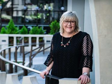 Andrea Ludy neuer General Manager im Hotel am Steinplatz