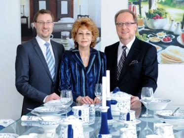 Porzellanmanufaktur Kahla / Thüringen GmbH von Senator GmbH übernommen