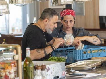 Neues Food-Konzept im Harbour Restaurant & Bar