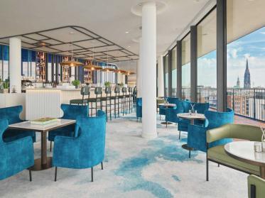 Westin Hamburg Elbphilharmonie mit neuem Design- und Barkonzept