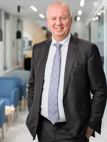 Marcus Bernhardt neuer CEO der Deutschen Hospitality