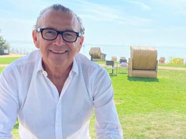 Walter Pint übernimmt die Leitung des Arborea Marina Resort Neustadt