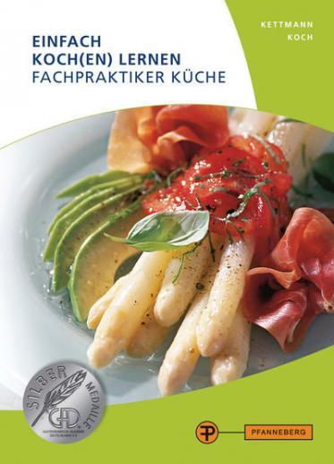 Ausbildungsbuch Einfach Koch(en) lernen erhält Silbermedaille