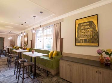 Meetings mit Abstand im Hotel Essener Hof