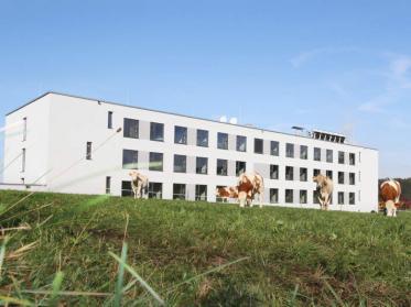 das flax allgäu - neues (B)Leisure Hotel in Dietmannsried