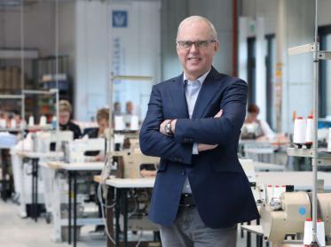 Wäschekrone blickt auf 60 Jahre Firmengeschichte
