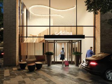 Das Adina Hotel Cologne begrüßt erste Gäste