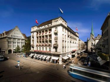 Mandarin Oriental Savoy geht aus dem Savoy Baur en Ville Zürich hervor