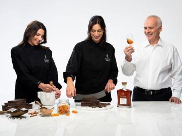 Foodpairing mit ESOPHY Schokolade und Metaxa