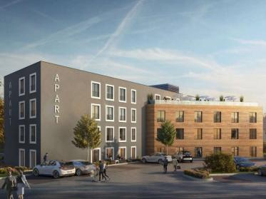 Böblingen Hotels erhalten Konkurrenz durch 73 Serviced Apartments
