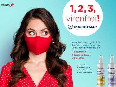 Textil-Masken Hygiene neu entwickelt