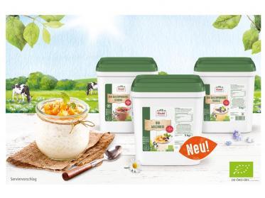 Köstliche Bio-Desserts für natürlichen Genuss