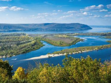 Die Wolga Kreuzfahrt - beim Russland Urlaub ein unbedingtes Muss!