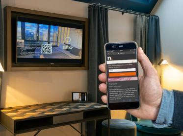 SuiteCast als TV-Erlebnis im Hotel wie zuhause