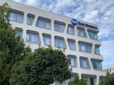 Best Western Hotel Arabellapark München am Englischen Garten eröffnet