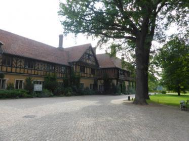Wiedereröffnung vom Hotel Schloss Cecilienhof für 2027 geplant