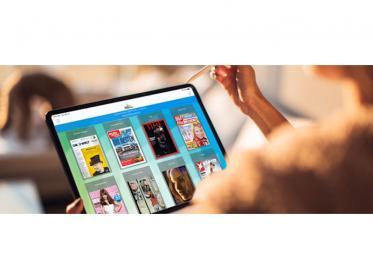 Lesezirkel App wird auf der Intergastra digital vorgestellt