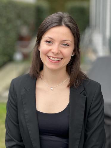 Lara Dröge ist Deutschlands beste Rezeptionistin